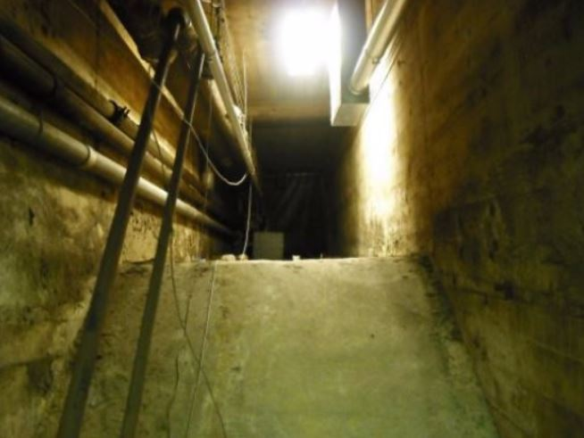 an image of a concrete crawl space in walnut creek, ca